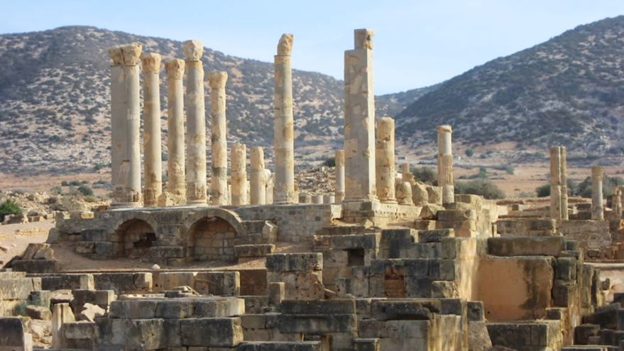 Greek Palaces in Conquered Lands II