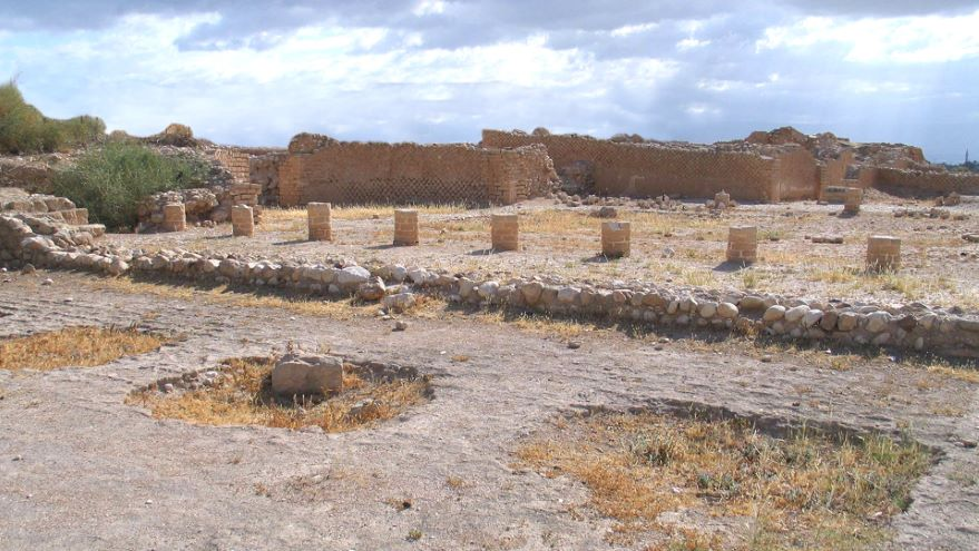 Herod the Great's Summer and Winter Palaces
