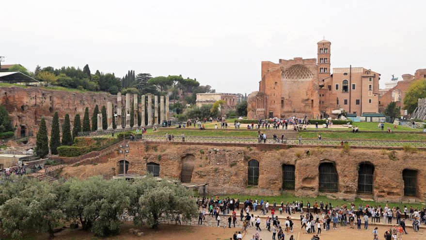 Nero's Golden House: A Roman Palace Theater