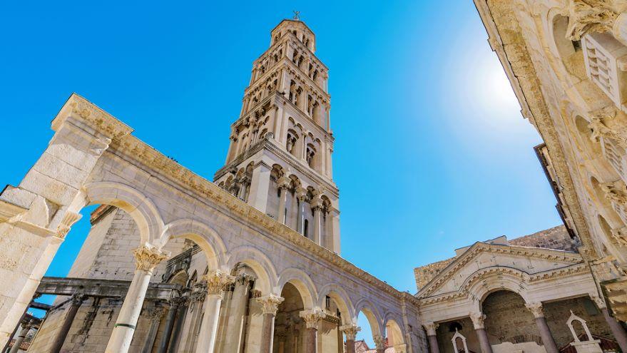 Diocletian's Retirement Palace, Split
