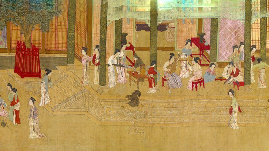 China's Endless Palace: Weiyang Palace