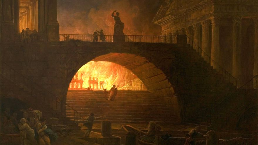 Hazards of Life in Ancient Rome: The Five Fs