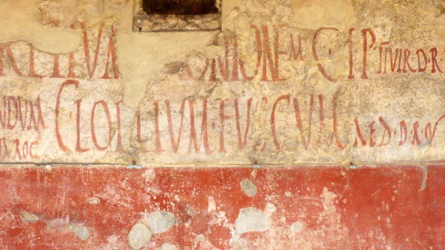 The Ordinary Roman Speaks: Graffiti