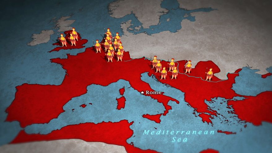 The Crisis of the 3rd Century