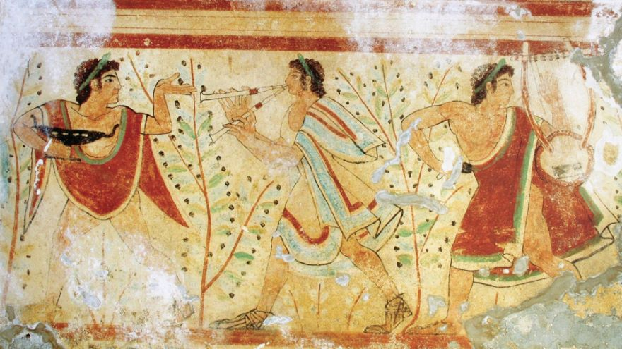 The Monarchy and the Etruscans