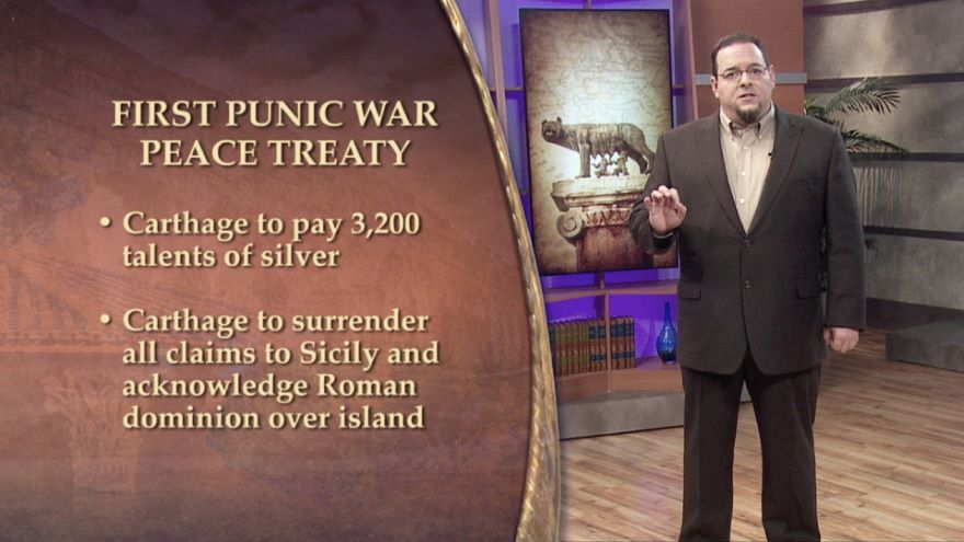 The First Punic War: A War at Sea