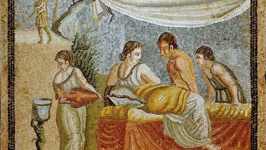 Roman Women and Marriage