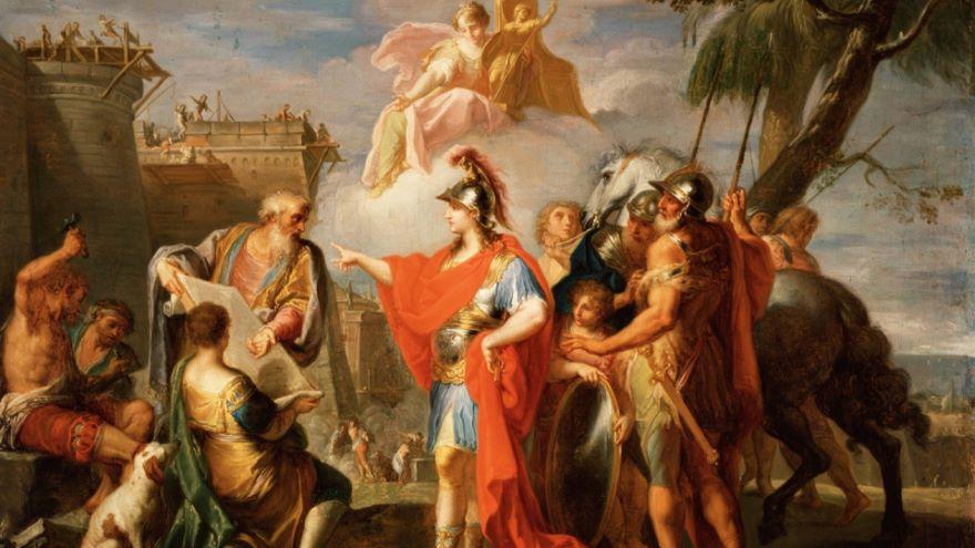 Alexander, Pharaoh of Egypt