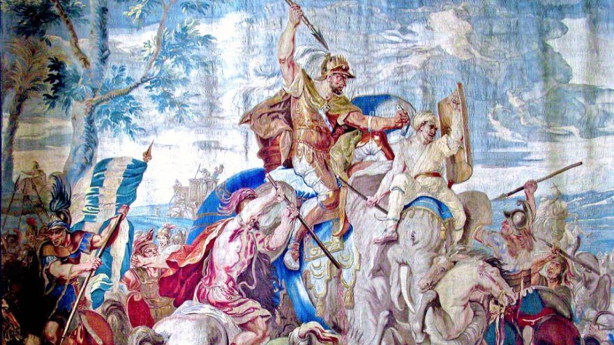 The Campaign of Gaugamela