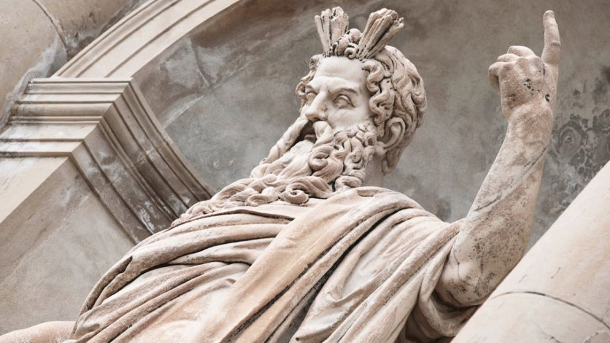 Hellenization and the Gods
