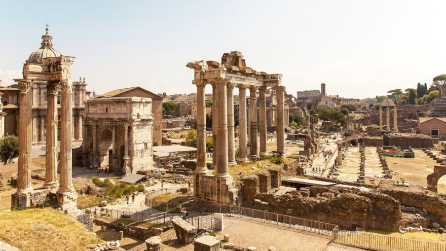 Who Founded Rome?