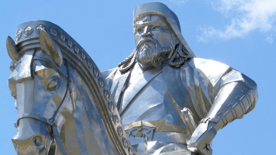 Genghis Khan and Tamerlane