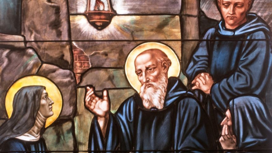 New Christian Warriors-Ascetics and Monks