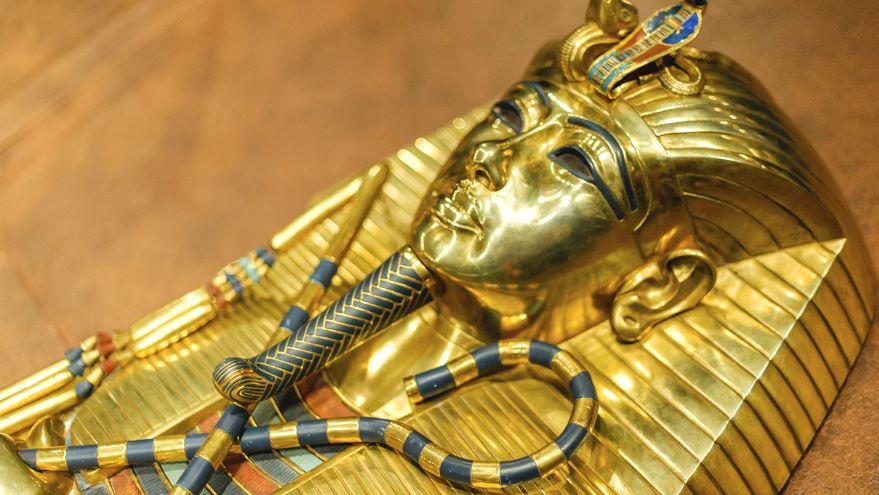 The Discovery of Tutankhamen's Tomb