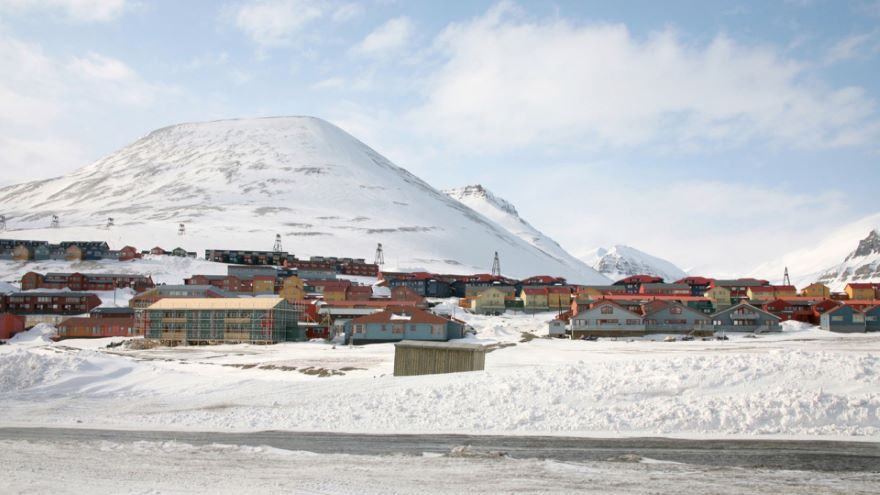 Greenland and Arctic Islands