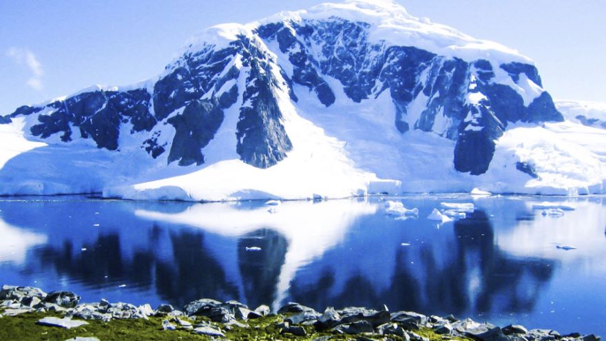 Geological Features of Antarctica