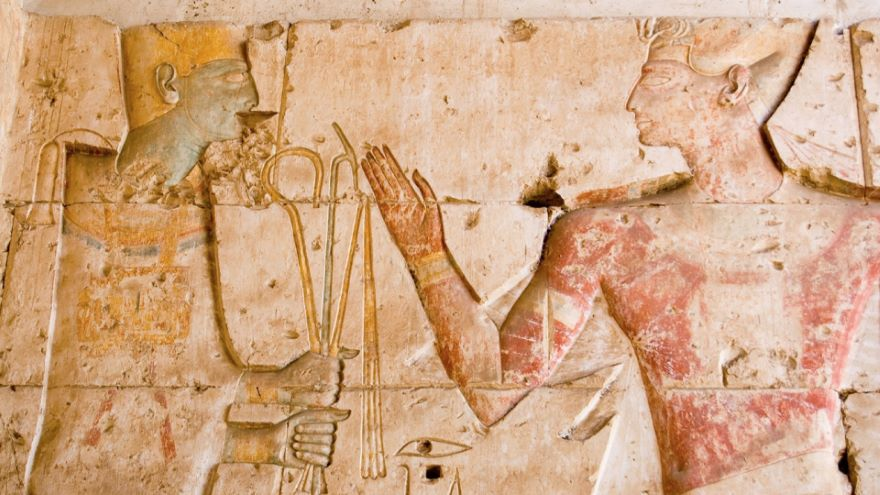 Suffix Pronouns and the Hieroglyphs of Ptah