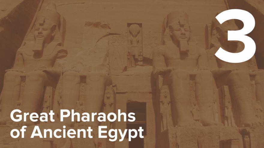 Hatshepsut—Female Pharaoh
