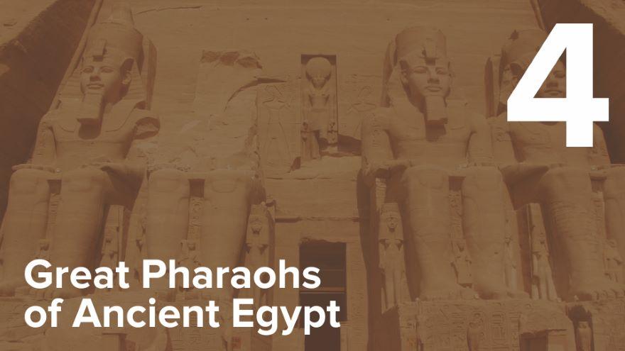 Akhenaten—Heretic Pharaoh