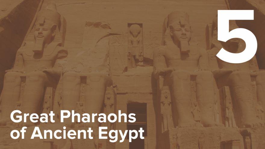 Tutankhamen—The Lost Pharaoh