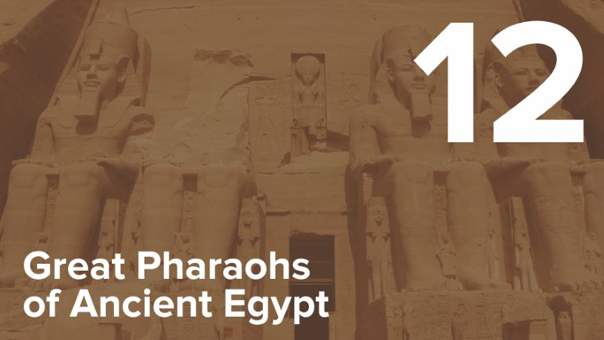 Cleopatra—The Last Pharaoh