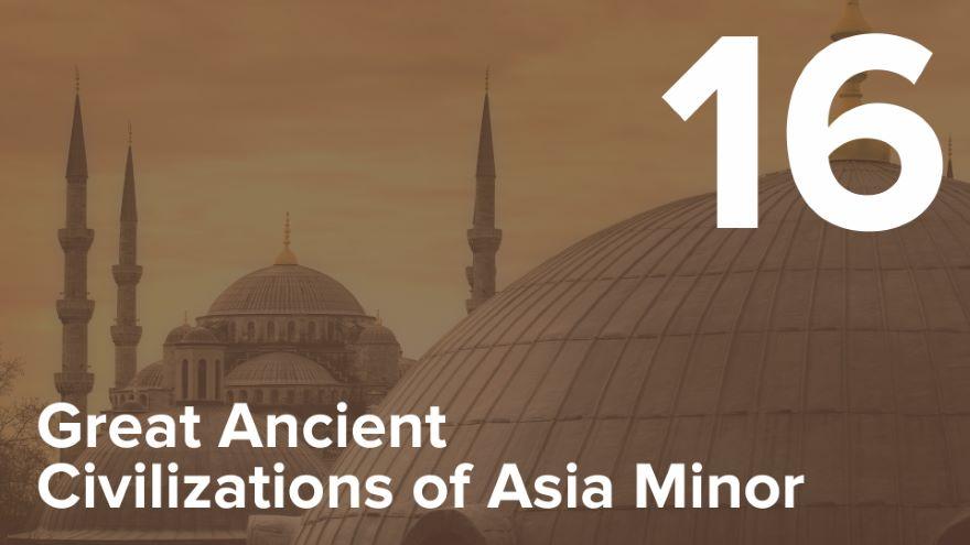 Gods and Sanctuaries of Roman Asia Minor