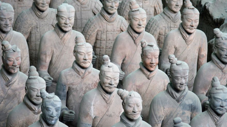 The Qin and the First Emperor of China
