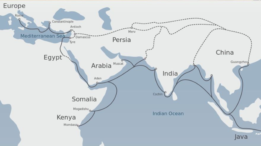 Silk Roads-In the Footsteps of Nomads