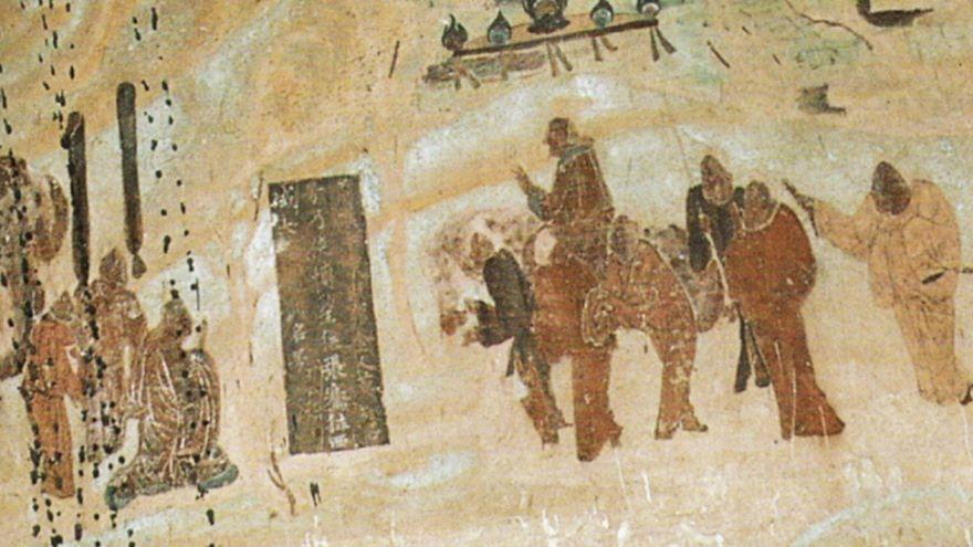 Silk Roads-The Envoy Zhang Qian