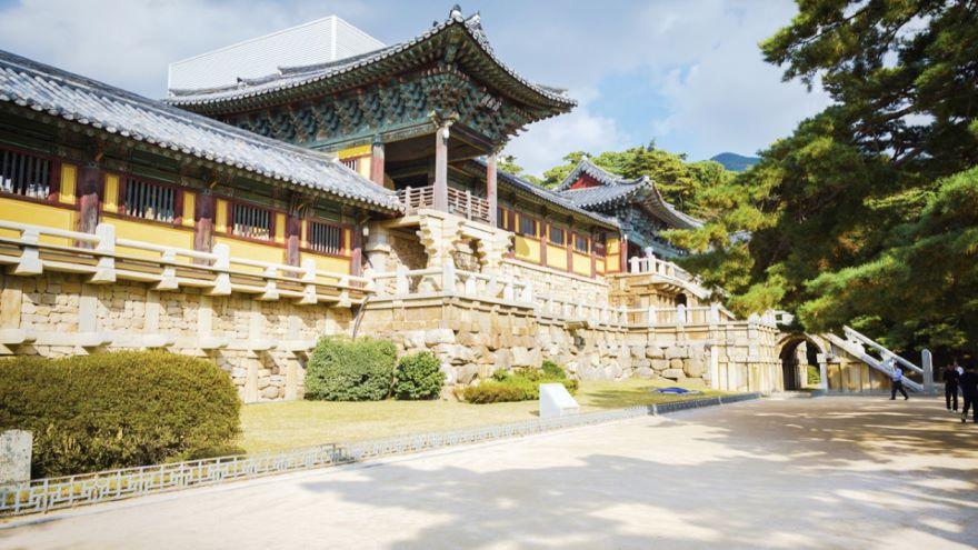 Korea-The Unified Silla