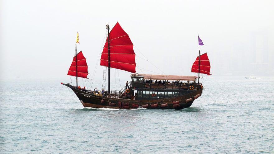 Great Treasure Fleets of the Ming