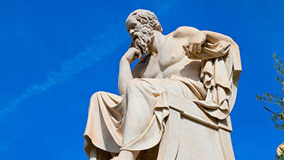 From Greek Religion to Socratic Philosophy