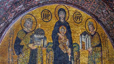 The Birth of Byzantium