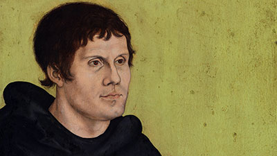 The Protestant Reformation-Martin Luther