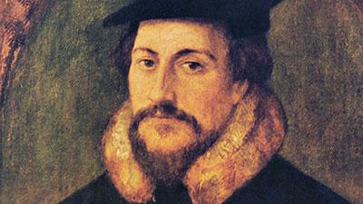 The Protestant Reformation-John Calvin