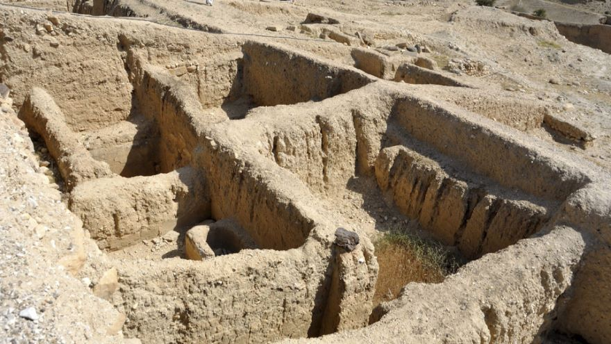 Jericho and Its Walls