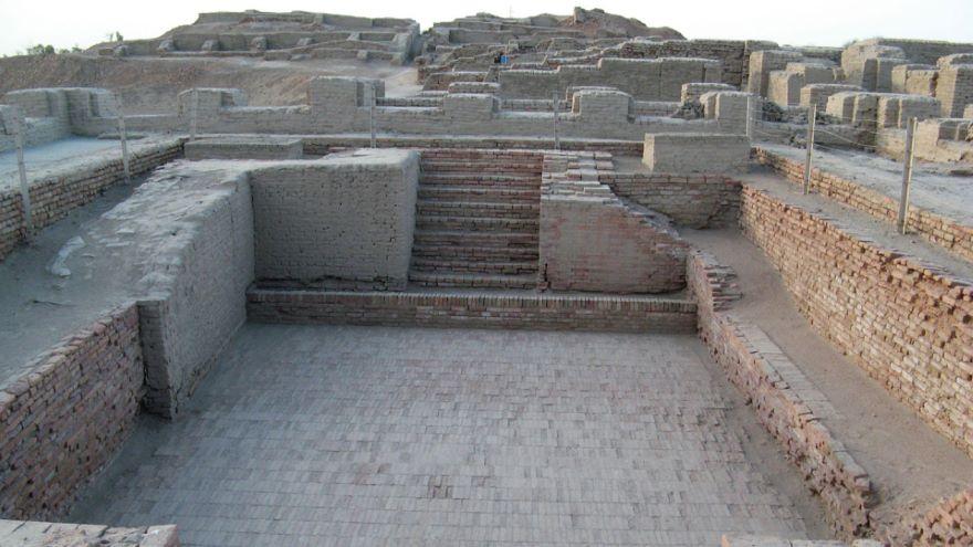 Mysterious Mohenjo-daro