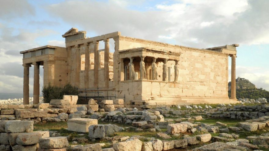 Athens-Civic Buildings and Civic Identity