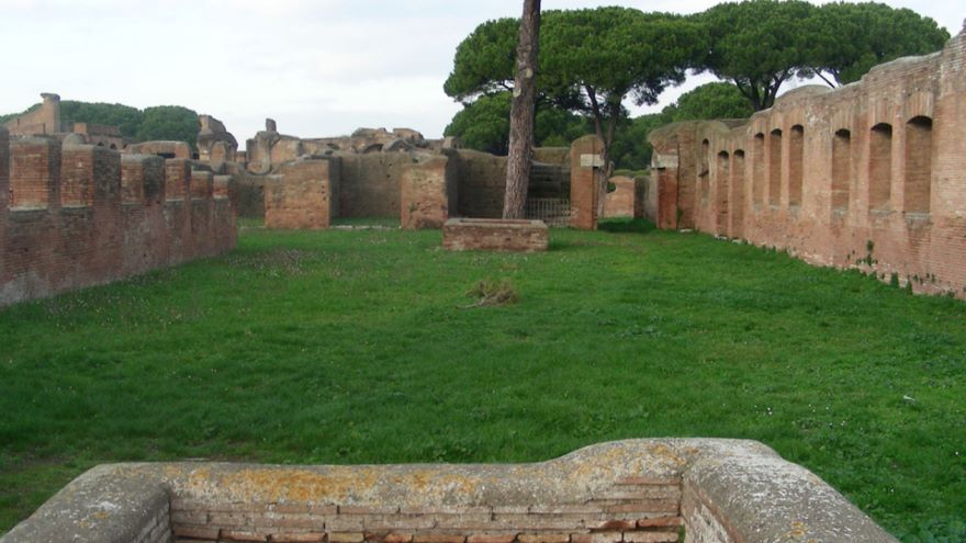 Ostia-Middle-Class Harbor Town