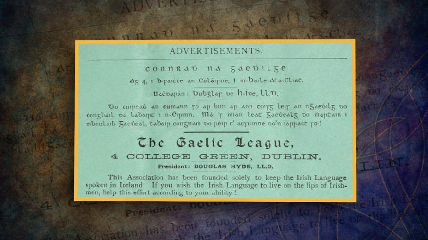 The Gaelic Revival in Ireland