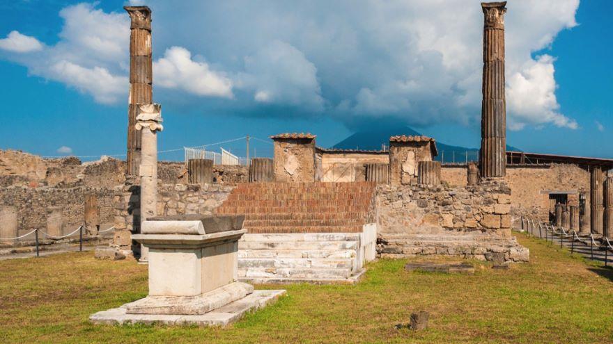 Etruscan Pompeii-5th Century B.C.