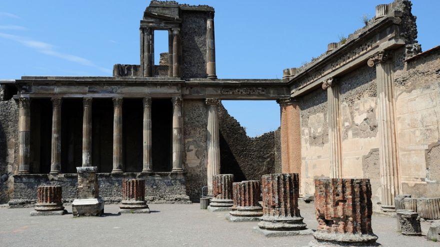 Samnite Pompeii-2nd Century B.C.