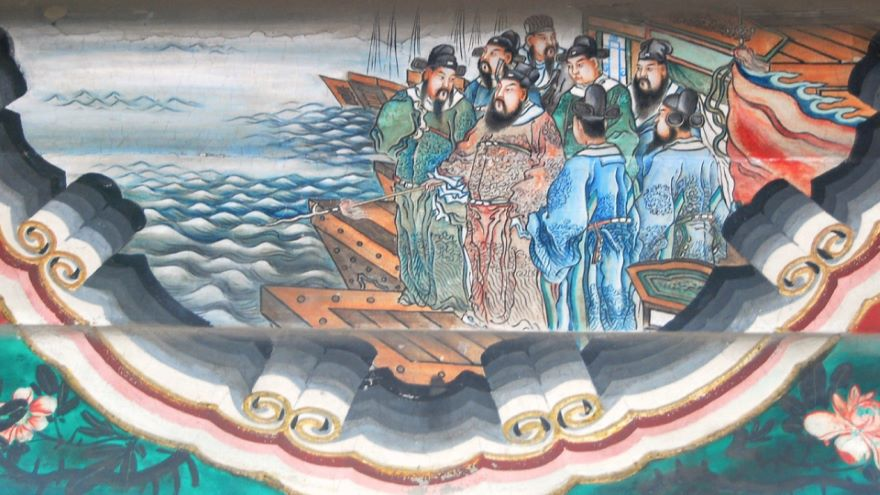 Red Cliffs: Cao Cao's Bad Day-208 A.D.