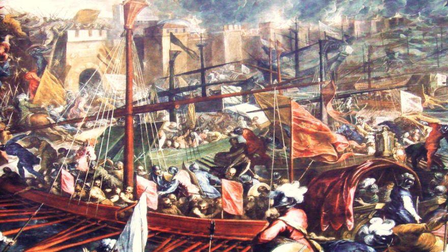 Fourth Crusade: Byzantium Betrayed-1204
