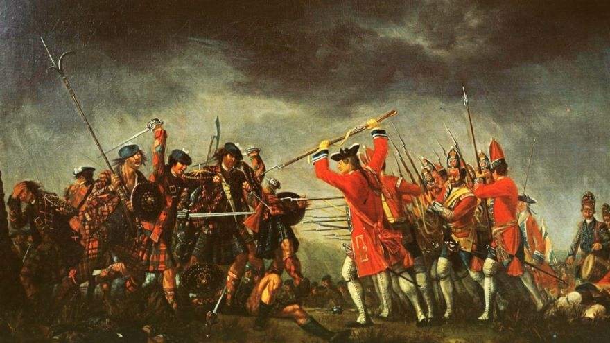 Culloden: The Bonnie Prince Blunders-1746