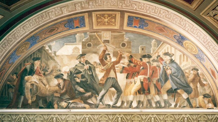 The Boston Massacre Trials