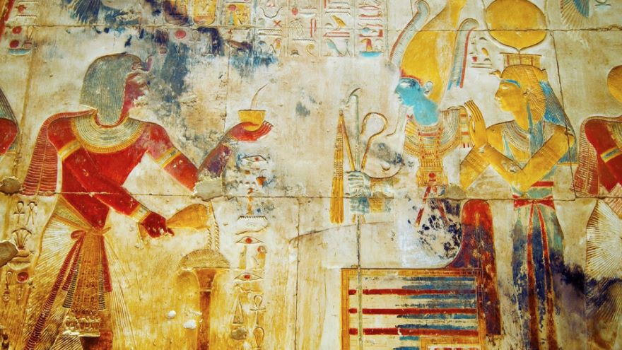 Practicing Egyptian Religion