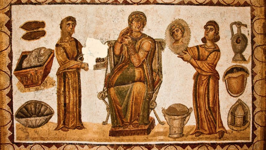 Being a Roman Slave