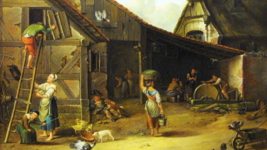 Being Poor in the Middle Ages