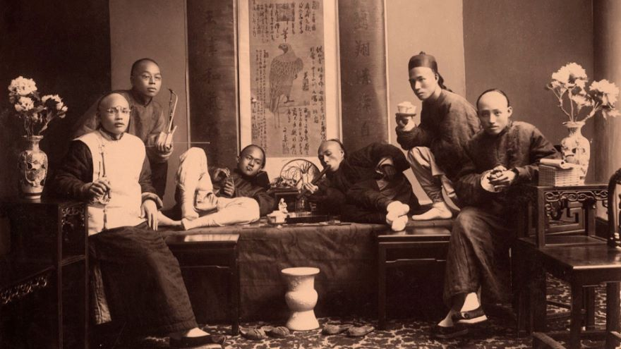 Opium, Trade, and War in Imperial China